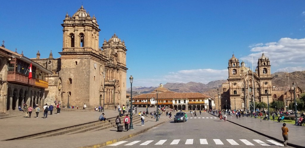 Travel Journal (9/5/2018):  Adventures in Cusco, Peru