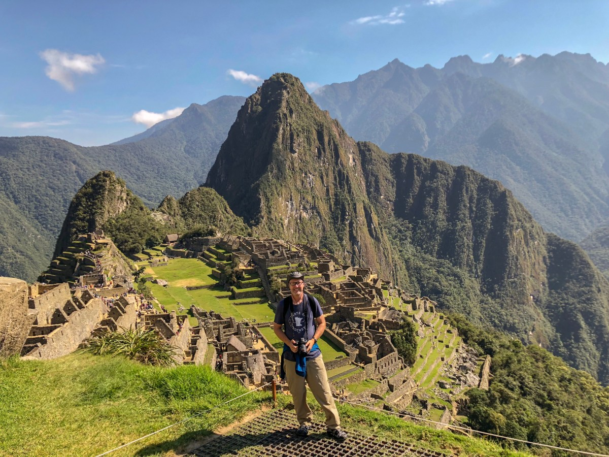 Travel Journal (9/6/2018):  Our Machu Picchu Adventure