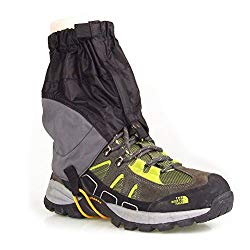 Backpackers Packing Guide - Hiking Gaiters