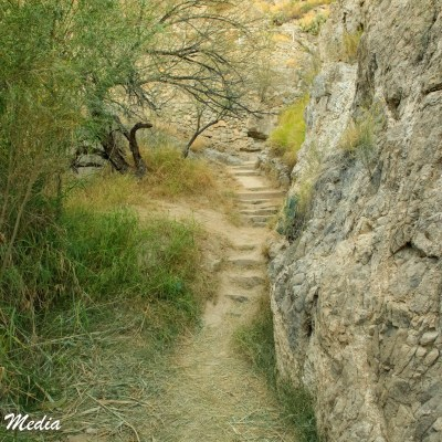 Santa Elena Canyon hike inside Big Bend National Park