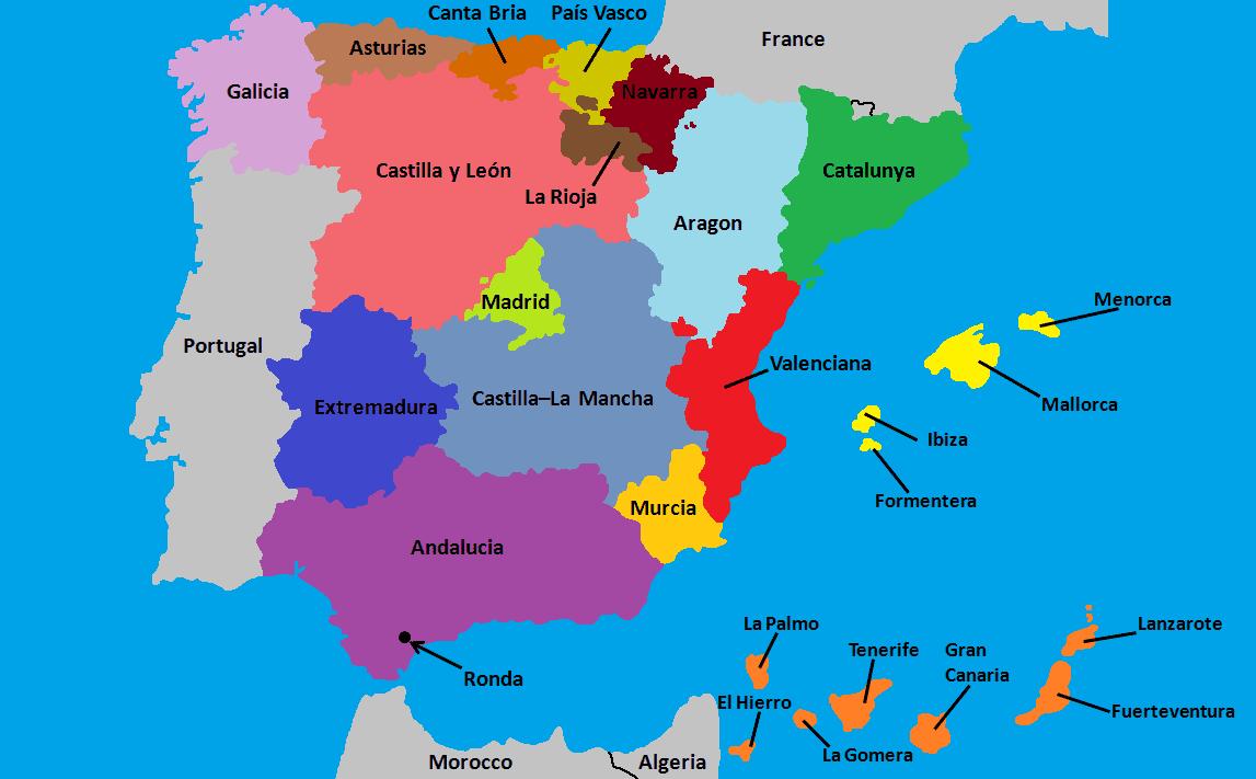 Spain Regions Map.png