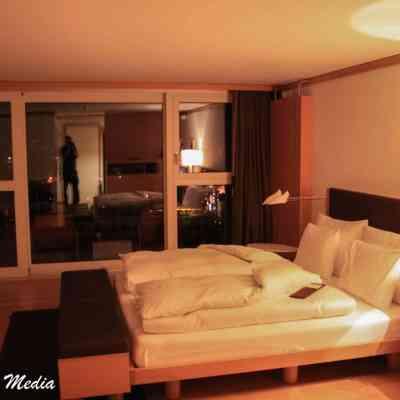 The Omnia Hotel in Zermatt