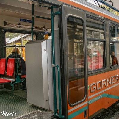 Train to Gornergrat
