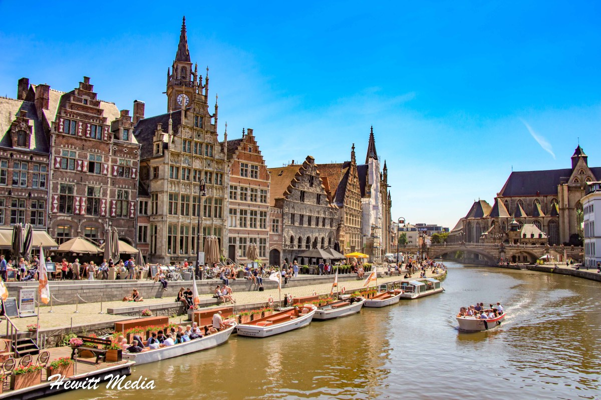 Visitor's Guide to Ghent, Belgium