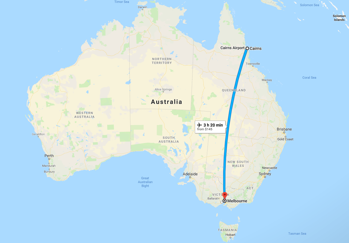 Cairns to Melbourne Flight.png