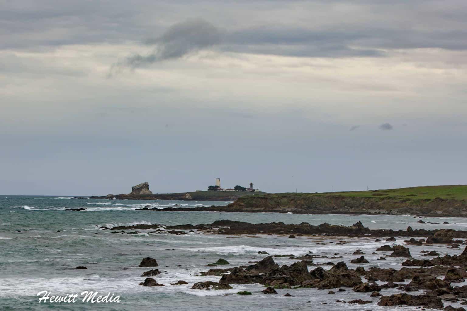 Point Piedras Blancas
