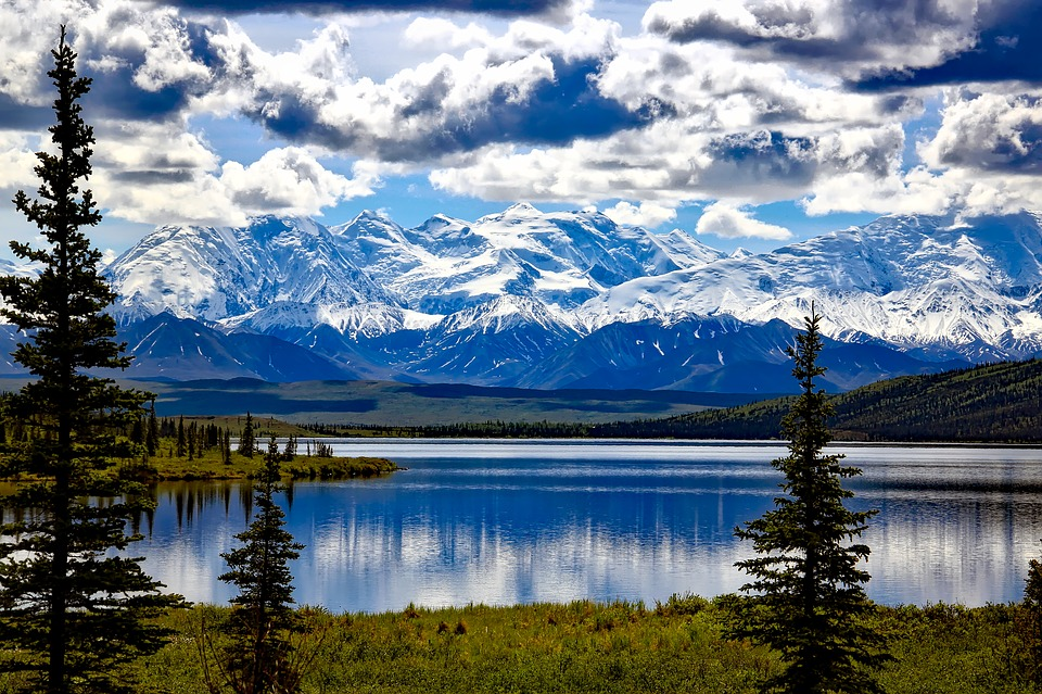 Wonder Lake Viewpoint - Denali