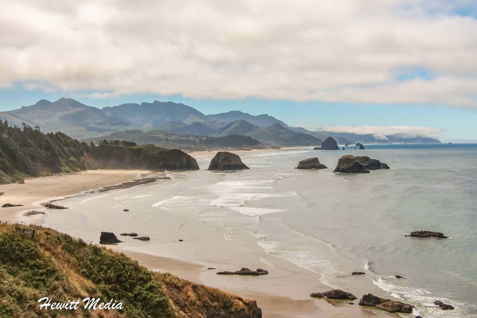 World's Most Beautiful Coasts - Canon Beach
