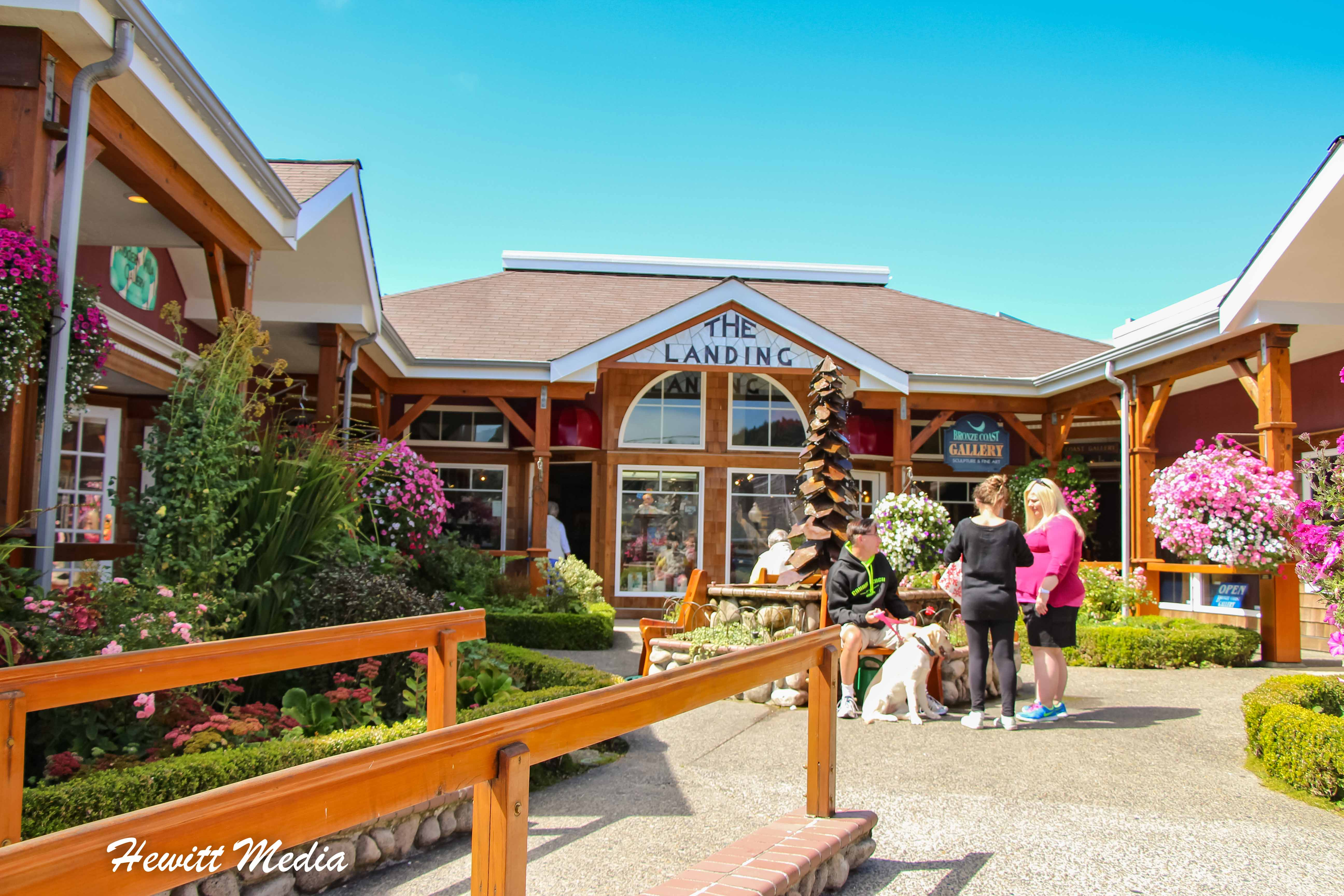 Shopping in Canon Beach