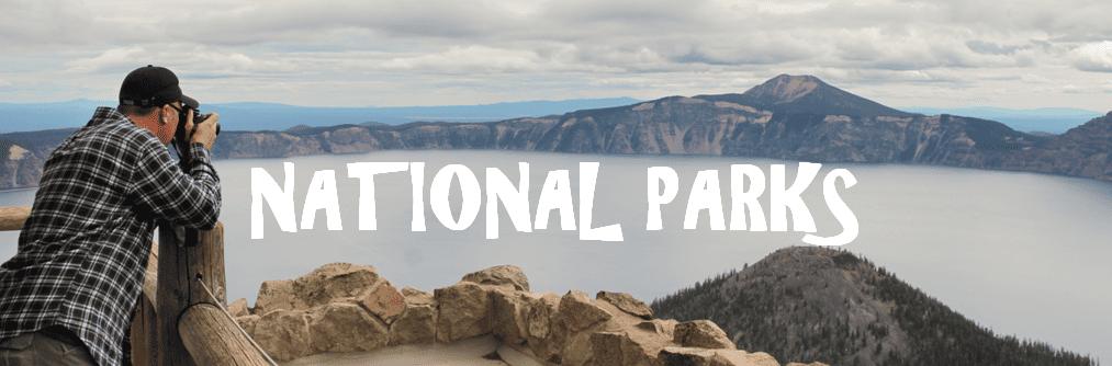 National Parks Banner 2