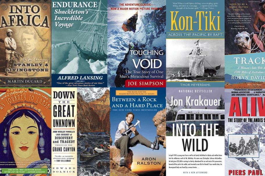 Top Adventure Books for Explorers