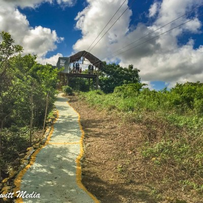 Zip line tour in Punta Cana