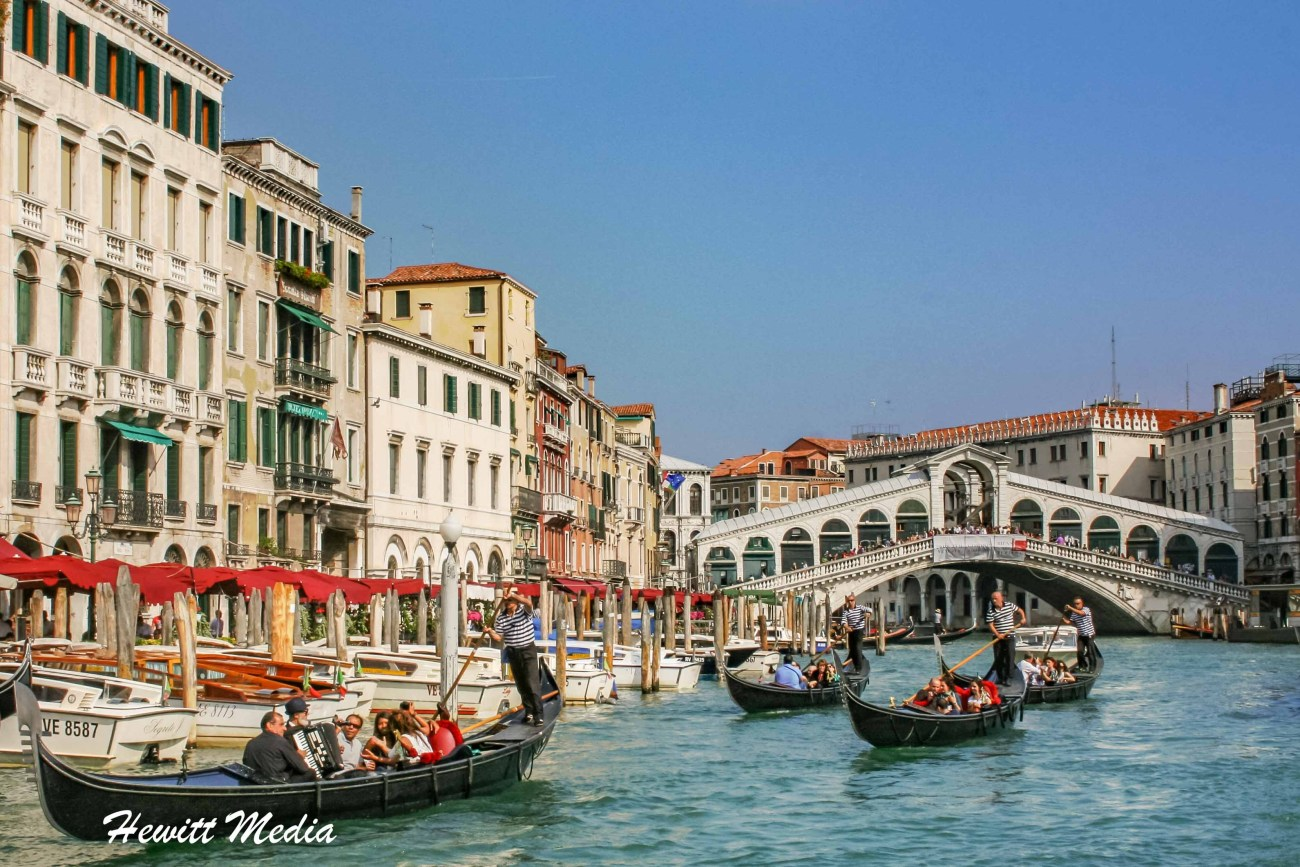 Top Destinations in Europe - Venice