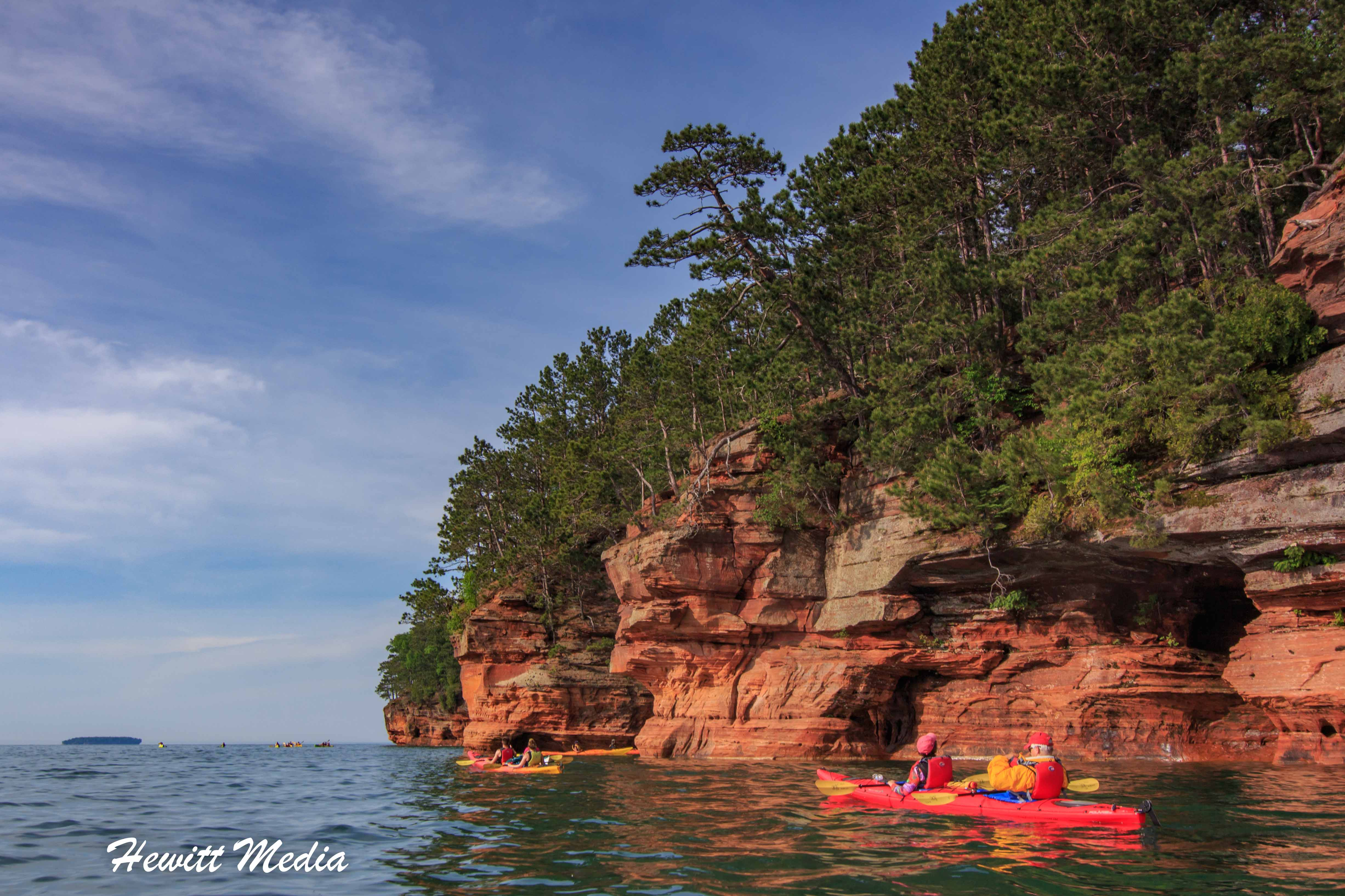 Great Lakes Road Trip - Apostle Islands