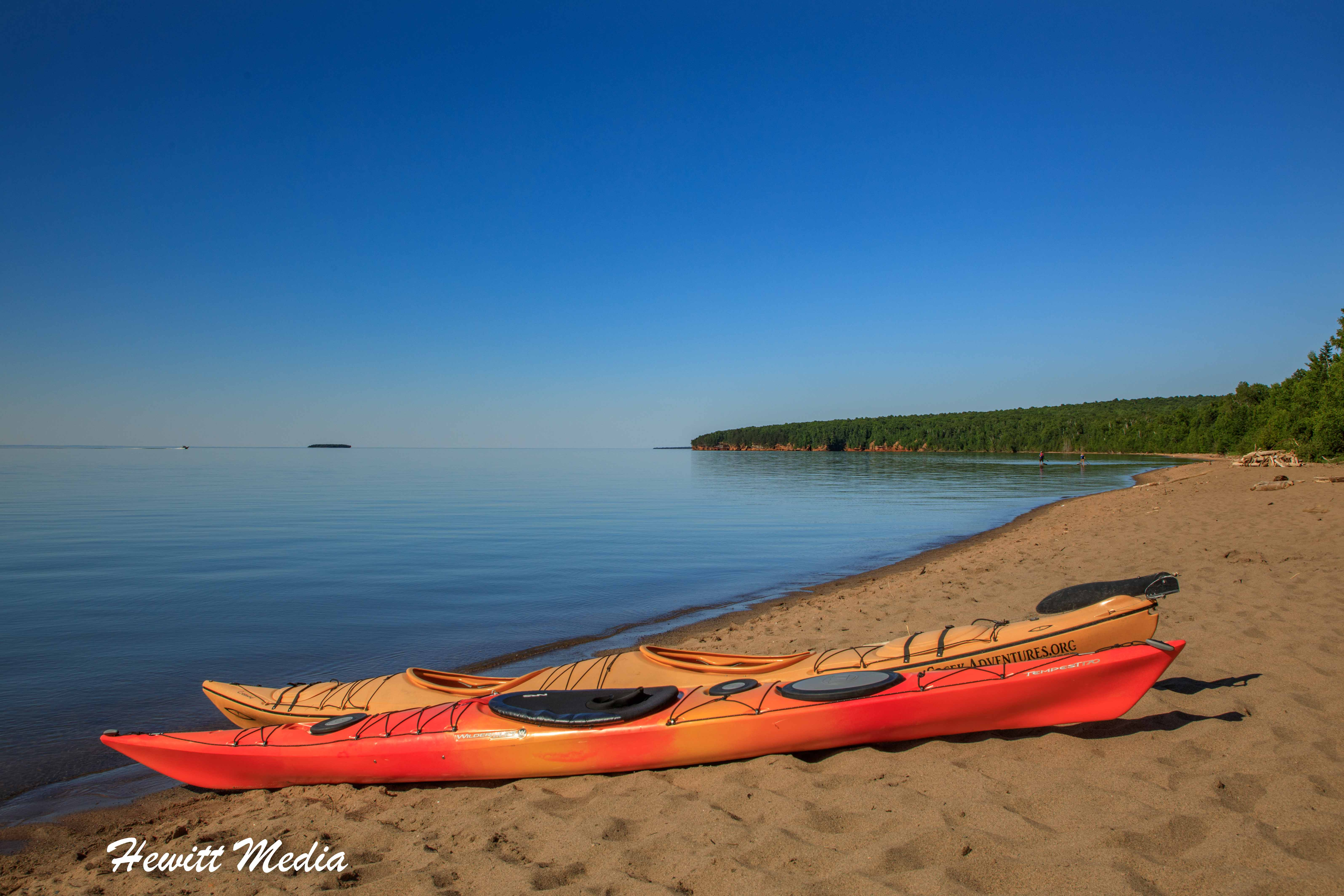 Pictured Rocks Packing Guide