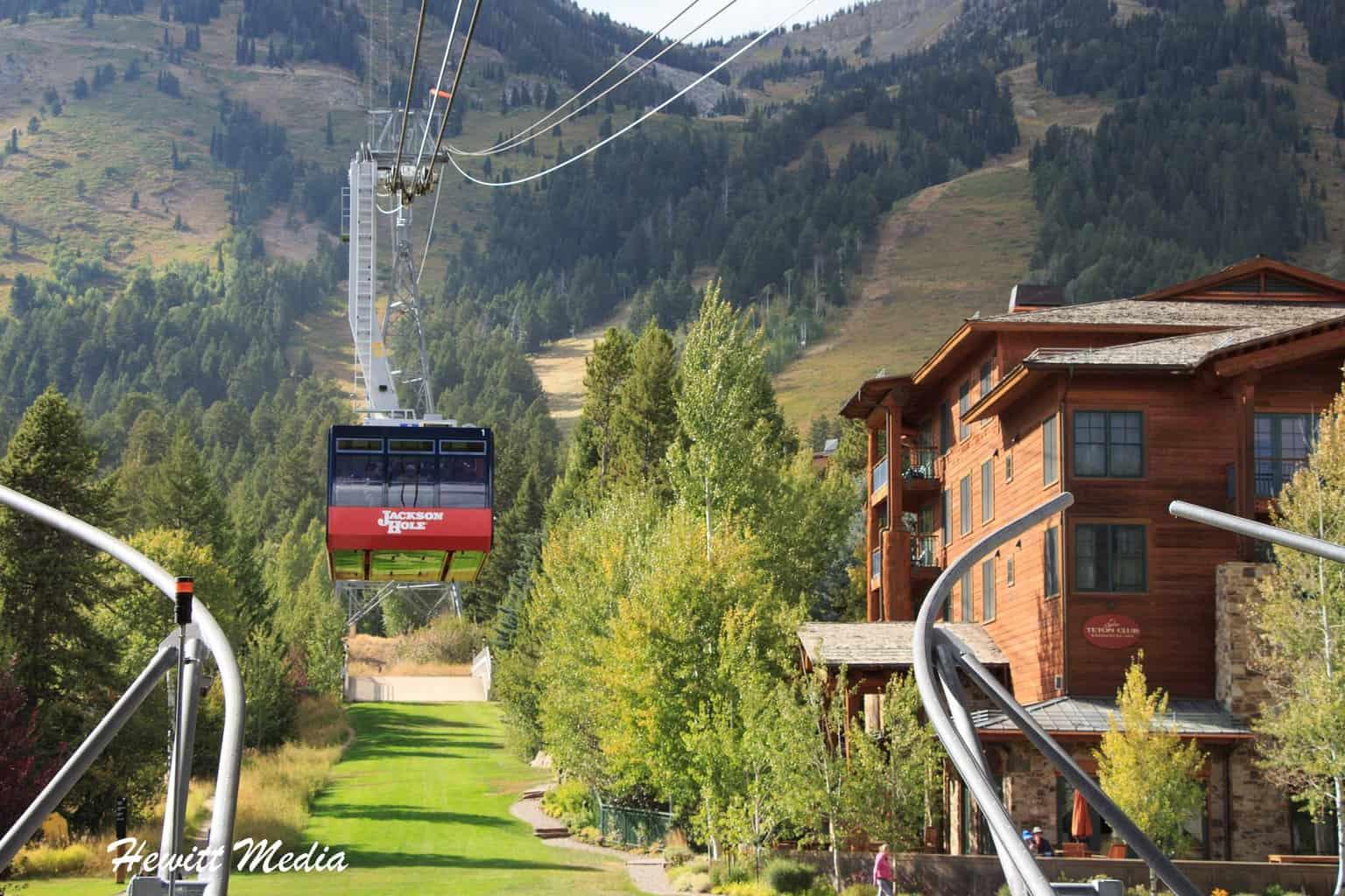 The Jackson Hole Gondola