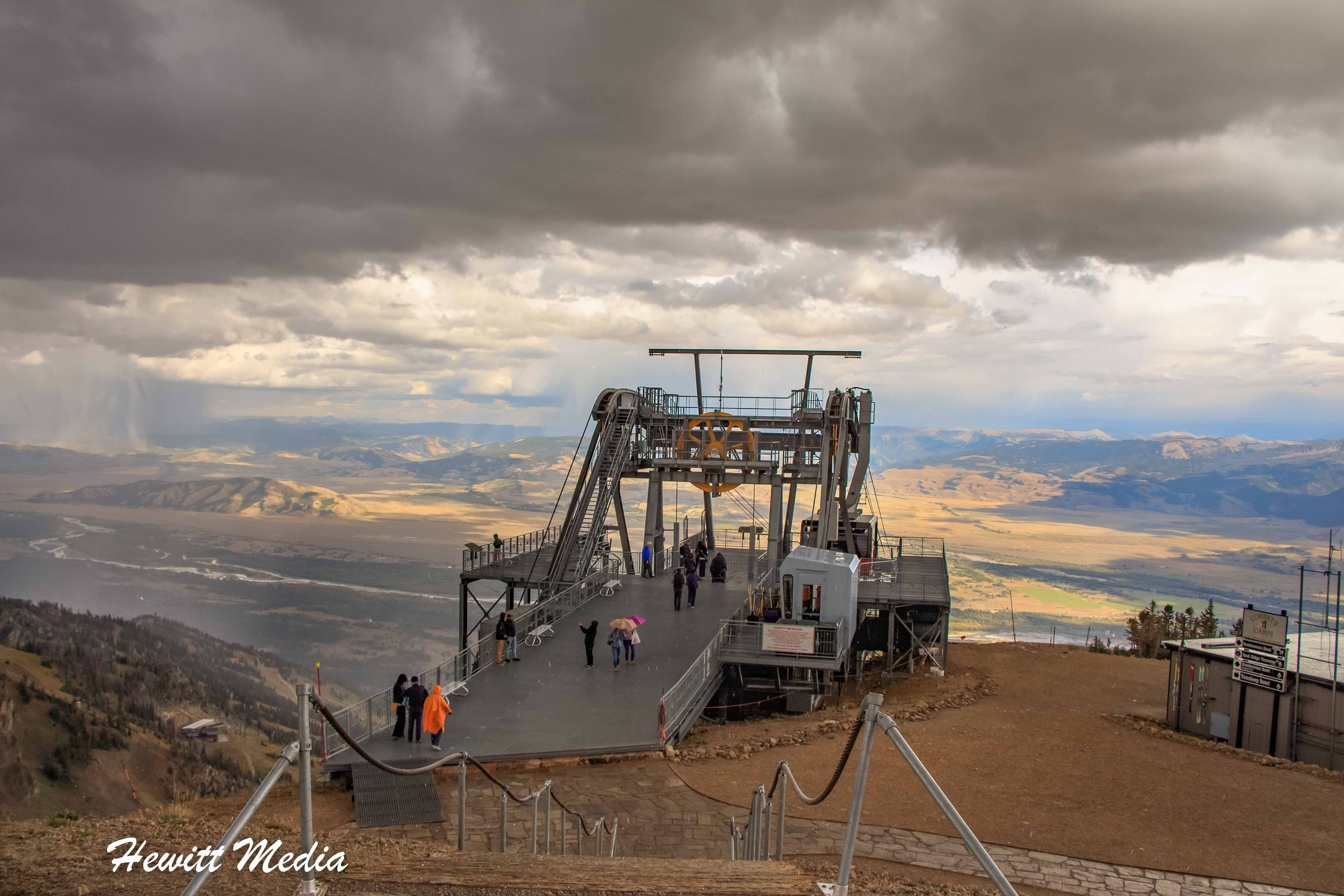 The Jackson Hole Gondola