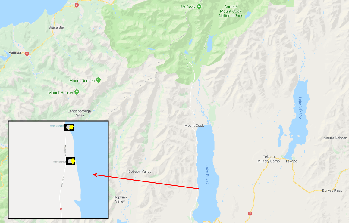 Peter's Lookout - Photo Map