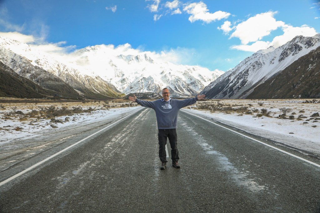 Travel Journal (9/26/2019):  Mount Cook National Park