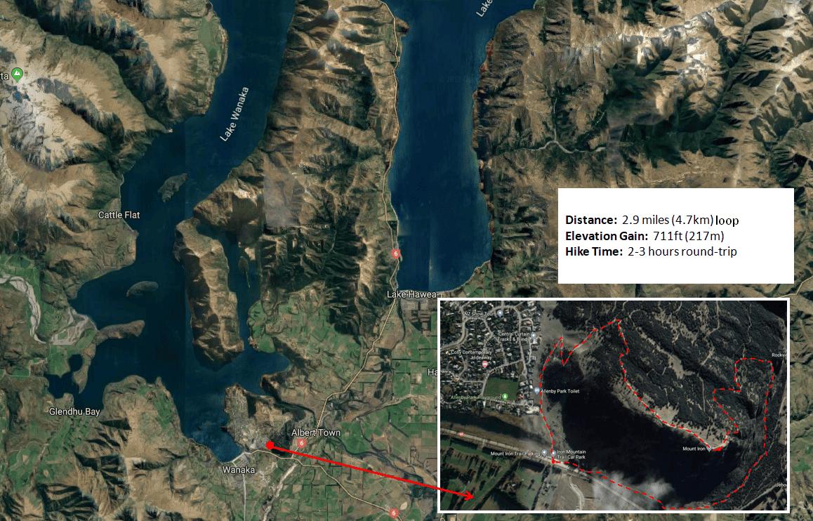 Mount Iron Summit - Photo Map