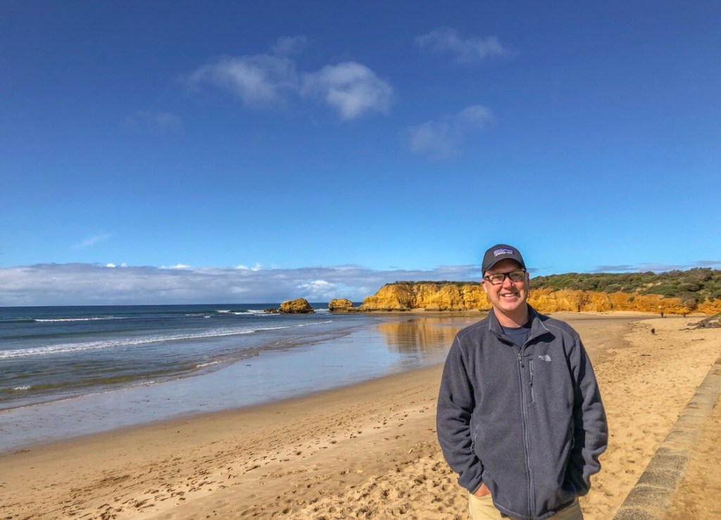 Travel Journal (9/23/2019):  The Great Ocean Road
