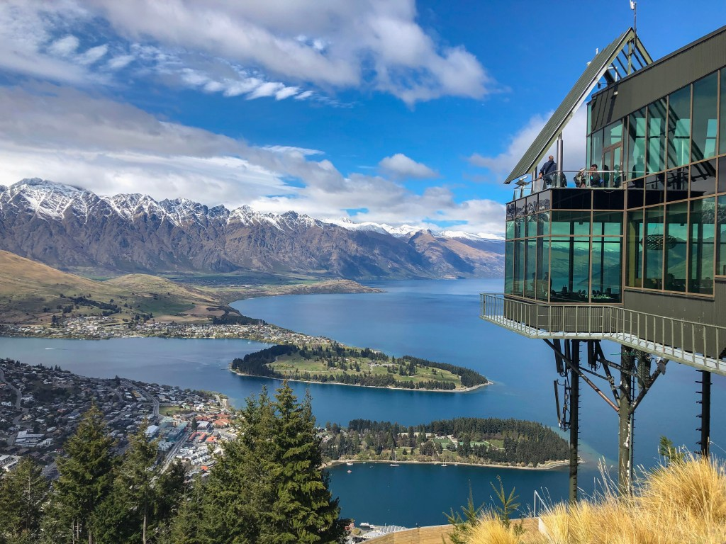 Travel Journal (9/27/2019):  Arriving in Queenstown