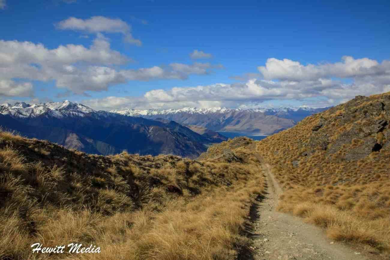 Isthmus Peak Track Hike-5073