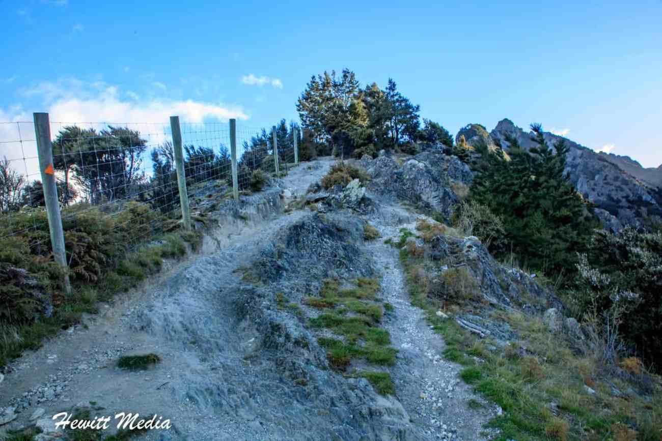 Isthmus Peak Track Hike-5092