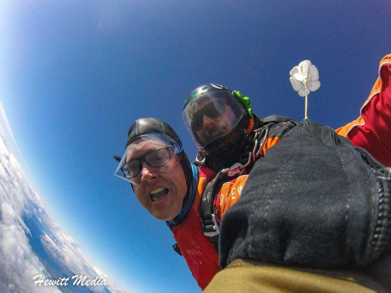 Wanaka Skydive Header