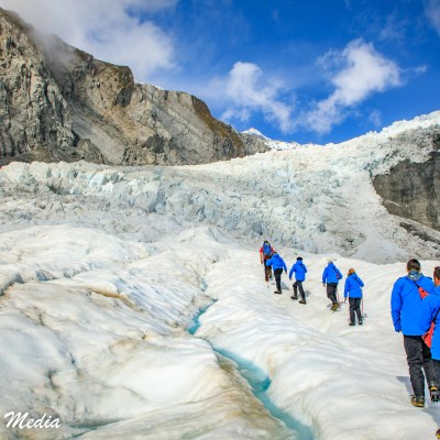 Franz Josef Glacier hiking tour