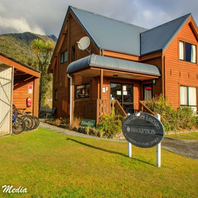 Fox Glacier Lodge in Fox Glacier