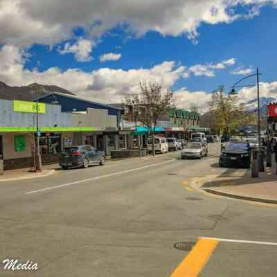 Downtown Wanaka
