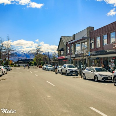 Downtown Wanaka