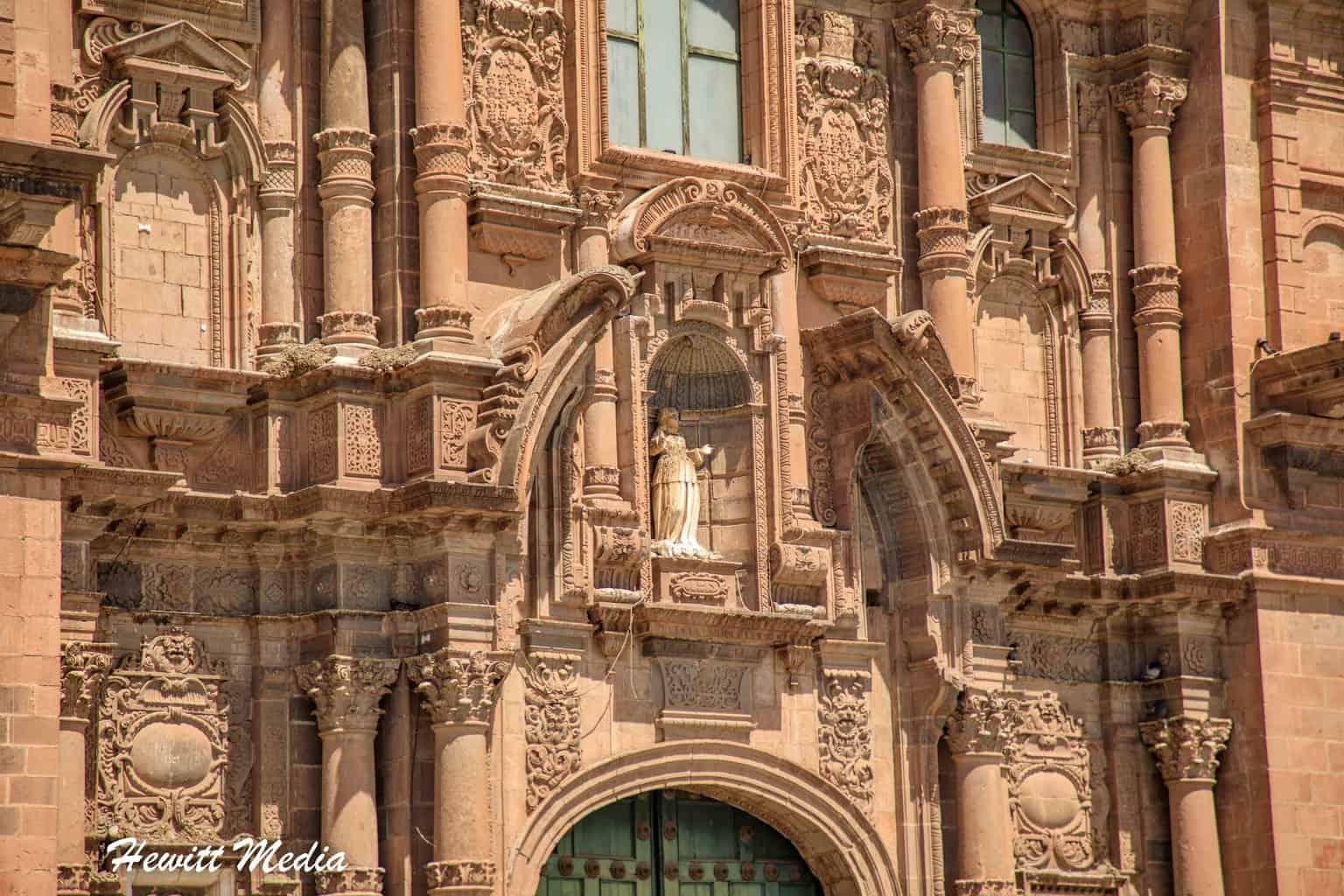 Catedral del Cuzco