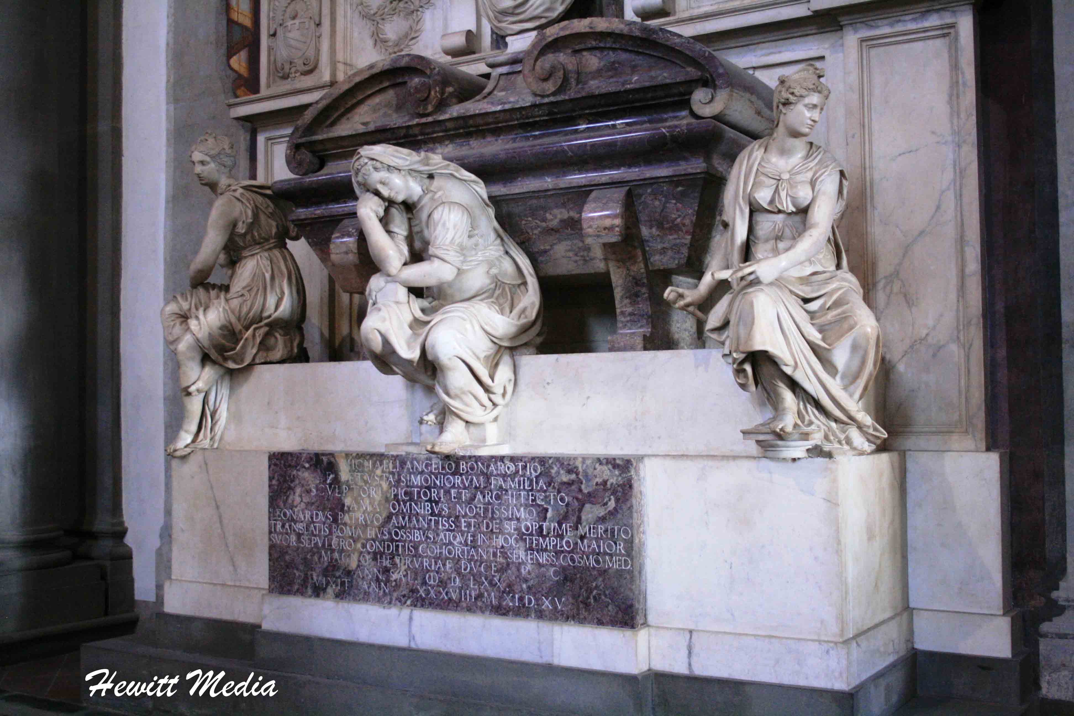 The Tomb of Michelangelo