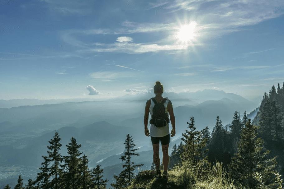 Mountains Hiking