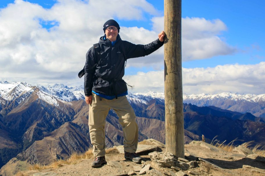 Isthmus Peak Track Hike-5013