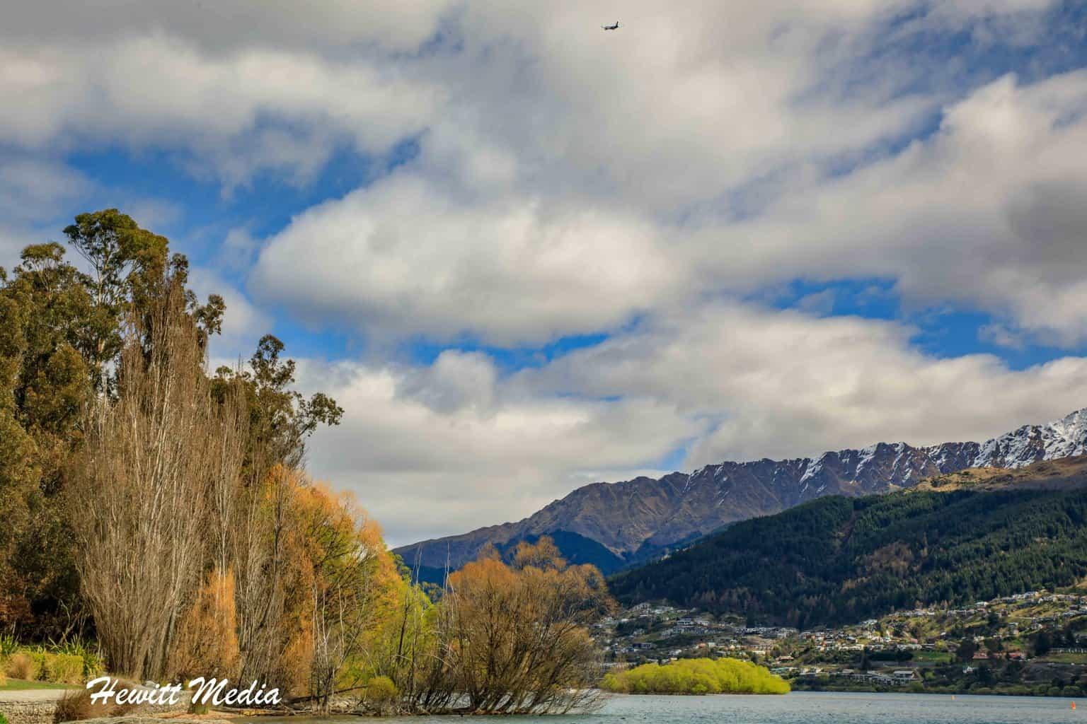 Near Queenstown, New Zealand