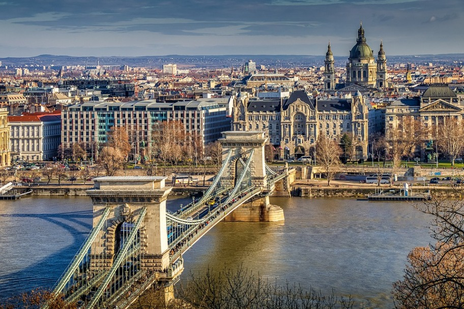 Top European Destinations - Budapest
