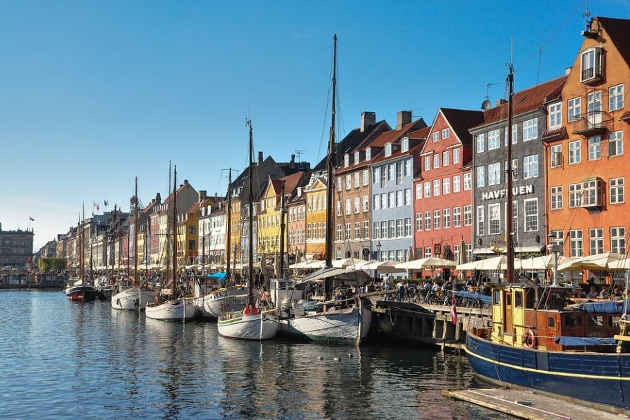 Europe's Top Destinations - Copenhagen