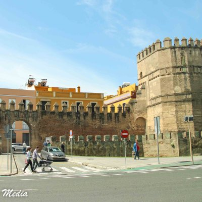 Wall of Seville