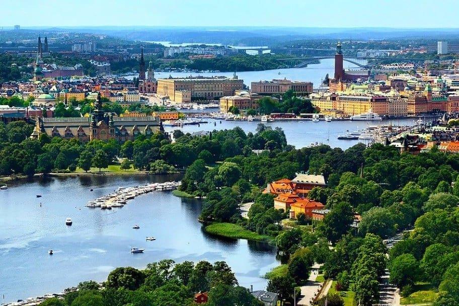 Top European Destinations - Stockholm
