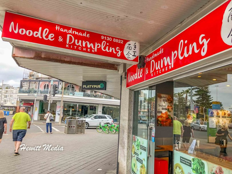 Best Asian Noodles and Dumplings in Sydney