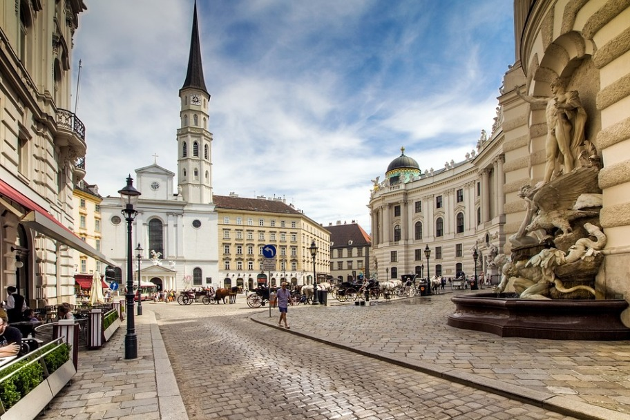 Top Destinations in Europe - Vienna