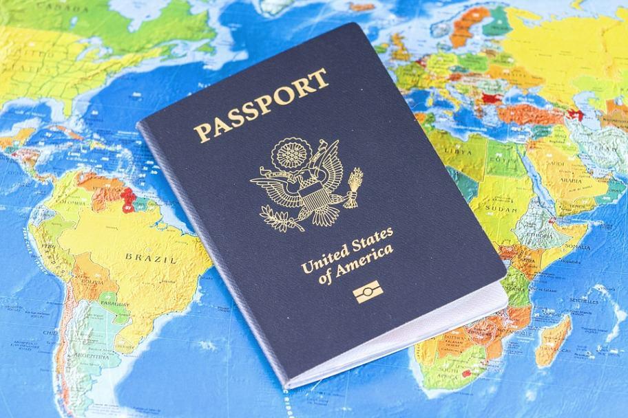 Passport Map