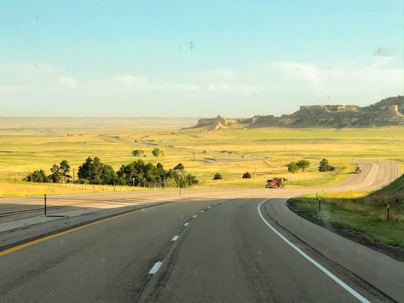 Travel Journal (7/8/2020):  Our National Parks Roadtrip Begins