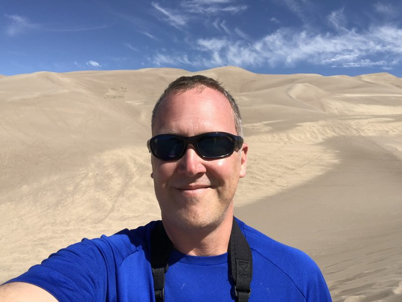 Travel Journal (7/11/2020):  Exploring Great Sand Dunes National Park