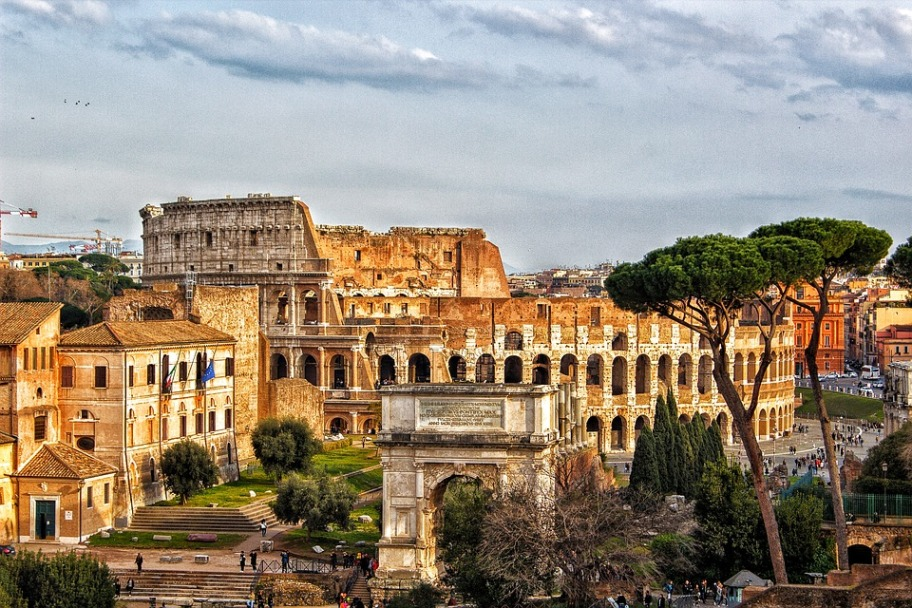 Top Destinations in Europe - Rome, Italy