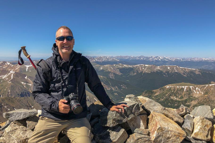 Grays Peak Summit Hike
