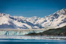 Hubbard Glacier Wrangell St. Elias National Park